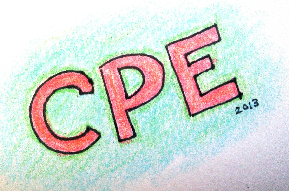 Useful CPE sites (2013 exam)